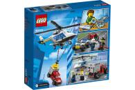 LEGO® City 2er Set: 60243 Verfolgungsjagd mit dem Polizeihubschrauber + 60245 Raubüberfall mit dem Monster-Truck
