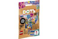 LEGO® DOTS 2er Set: 41913 Freundschaftsarmbänder Kreativset + 41916 Armband Ergänzungsset Comic