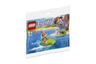 LEGO® Friends 2er Set: 30410 Mias Schildkröten-Rettung + 41430 Wasserpark von Heartlake City