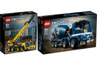 LEGO® Technic 2er Set: 42108 Kran-LKW + 42112...