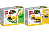 LEGO® Super Mario 2er Set: 71372 Katzen-Mario - Anzug...