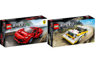 LEGO® Speed Champions 2er Set: 76895 Ferrari F8 Tributo +...