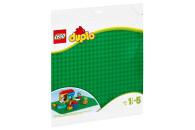 LEGO® DUPLO® 2er Set: 2304 Große Bauplatte grün + 10875 Güterzug