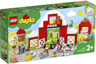 LEGO® 10952 DUPLO Scheune, Traktor und Tierpflege...