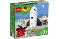 LEGO® 10944 DUPLO Spaceshuttle Weltraummission Rakete...