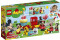 LEGO® 10941 DUPLO Disney Mickys und Minnies Geburtstagszug, Spielzeug für Kleinkinder mit Geburtstagstorte und Luftballons