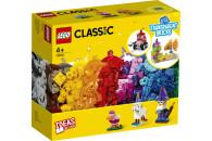 LEGO® 11013 Classic Kreativ-Bauset mit durchsichtigen...