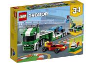 LEGO® 31113 Creator 3-In-1 Rennwagentransporter...