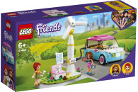 LEGO® 41443 Friends Olivias Elektroauto Set,...