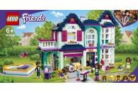 LEGO® 41449 Friends Andreas Haus Set, Puppenhaus...