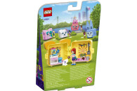 LEGO® 41664 Friends Magische Würfel Mias Mops-Würfel, ideal als kleines Geschenk für Kinder ab 6 Jahre, Spielzeug mit Tierfigur und Mini-Puppe