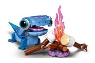 LEGO® 43186 Disney Princess Frozen 2 Salamander Bruni, Spielzeug aus dem Film Die Eiskönigin 2 mit Feuergeist-Figur, kleines Geschenk für Kinder