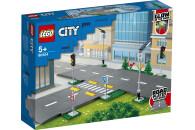 LEGO® 60304 City Straßenkreuzung mit Ampeln,...