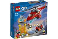 LEGO® 60281 City Feuerwehrhubschrauber, Hubschrauber...
