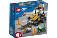 LEGO® 60284 City Baustellen-LKW Spielzeug...