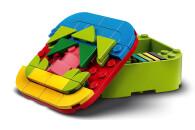 LEGO® 43105 VIDIYO Party Llama BeatBox Music Video Maker Musik Spielzeug für Kinder, AR App Set mit Lama Minifigur