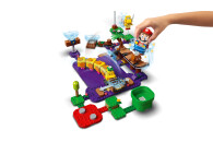 LEGO® 71383 Super Mario Wigglers Giftsumpf–Erweiterungsset, modulares Spielset zum Sammeln mit Gumba und Koopa Paratroopa