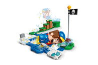 LEGO® 71384 Super Mario Pinguin-Mario Anzug Power Up Pack, Erweiterungsset, Kostüm zum Rutschen