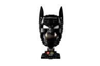LEGO® 76182 DC Batman Helm Bauset für Erwachsene, Modellbausatz, Fanartikel, Geschenkidee für Sammler