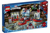 LEGO® 76175 Marvel Angriff auf Spider-Mans Versteck...