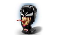 LEGO® 76187 Marvel Spider-Man Venom Maske Bauset für Erwachsene, Fanartikel, Geschenkidee für Sammler