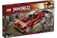 LEGO® 71737 NINJAGO Legacy X-1 Ninja Superauto und...