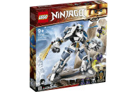 LEGO® 71738 NINJAGO Legacy Zanes Titan-Mech Ninja...