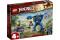 LEGO® 71740 NINJAGO Jays Elektro-Mech Actionfigur, Spielzeug ab 4 Jahren, mit Spinne und Ninja Auto