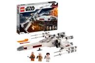 LEGO® 75301 Star Wars Luke Skywalkers X-Wing Fighter Spielzeug mit Prinzessin Leia und Droide R2-D2 als Figur