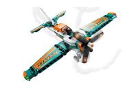 LEGO® 42117 Technic Rennflugzeug & Jet-Flugzeug, 2-in-1 Spielzeug für Kinder ab 7, Geschenke zum Geburtstag oder zu Weihnachten für Jungen und Mädchen