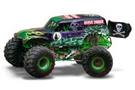 LEGO® 42118 Technic Monster Jam Grave Digger Truck - Gelände-Buggy 2-in-1 Set aus Bausteinen, Spielzeugauto mit Rückziehmotor für Kinder ab 7 Jahren