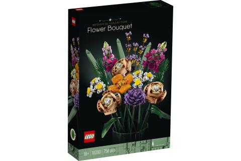 LEGO® 10280 Blumenstrauß, künstliche Blumen, Botanik Kollektion, Set für Erwachsene