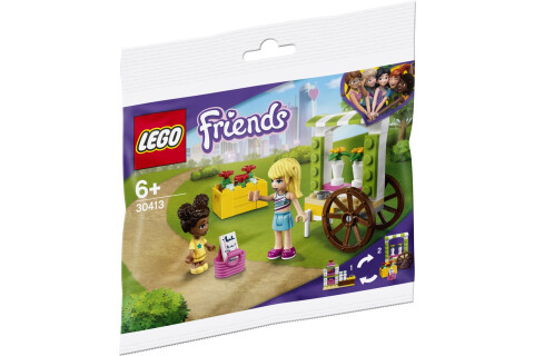 LEGO® Recruitment Bags 30413 Friends Blumenwagen