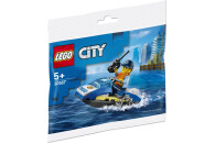 LEGO® City 30567 Polizei Jetski - Polybag