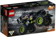LEGO® Technic 2er Set: 42118 Monster Jam®  Grave...
