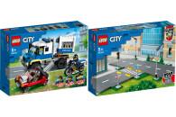 LEGO® City 2er Set: Police 60276 Polizei...
