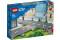 LEGO® City 2er Set: Police 60276 Polizei Gefangenentransporter + Town 60304 Straßenkreuzung mit Ampeln
