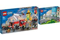LEGO® City 2er Set: Fire 60282 Mobile...