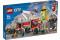 LEGO® City 2er Set: Fire 60282 Mobile Feuerwehreinsatzzentrale + Town 60304 Straßenkreuzung mit Ampeln