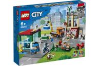 LEGO® City 2er Set: Community 60292 Stadtzentrum +...