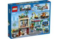 LEGO® City 2er Set: Community 60292 Stadtzentrum + Town 60304 Straßenkreuzung mit Ampeln