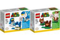 LEGO® Super Mario 2er Set: 71384 Pinguin-Mario Anzug...
