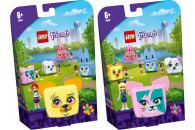 LEGO® Friends 2er Set: 41664 Mias Mops-Würfel + 41665...