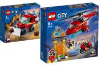 LEGO® City Fire 2er Set: 60279...