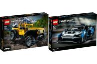 LEGO® Technic 2er Set: 42122 Jeep® Wrangler +...