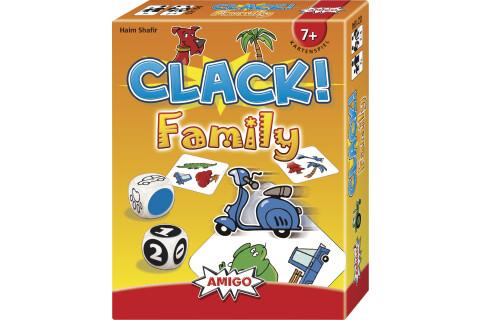 AMIGO 02104 Clack! Family
