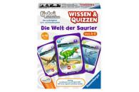 Wissen und Quizzen: Die Welt der Saurier
