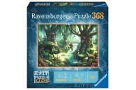 Ravensburger EXIT 12955 Kids Puzzle: Der magische Wald -...
