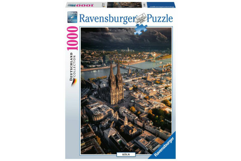 Ravensburger 1000 Teile Puzzle: Kölner Dom