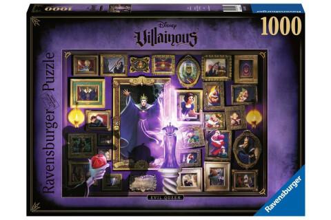 Ravensburger 1000 Teile Puzzle: Villainous: Evil Queen